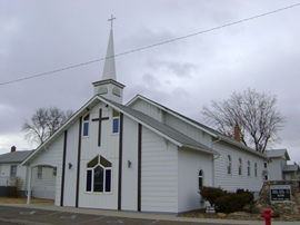 Ebenezer Congregational Church, 118 4th Avenue NW, SIdney, Montana, 59270, United States